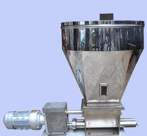 Research And Design Of Gravimetric Feeders