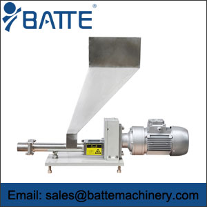 Highly accurate volumetric screw feeder