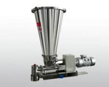 Improve the performance of gravimetric feeder