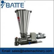Control of automatic gravimetric feeding machine